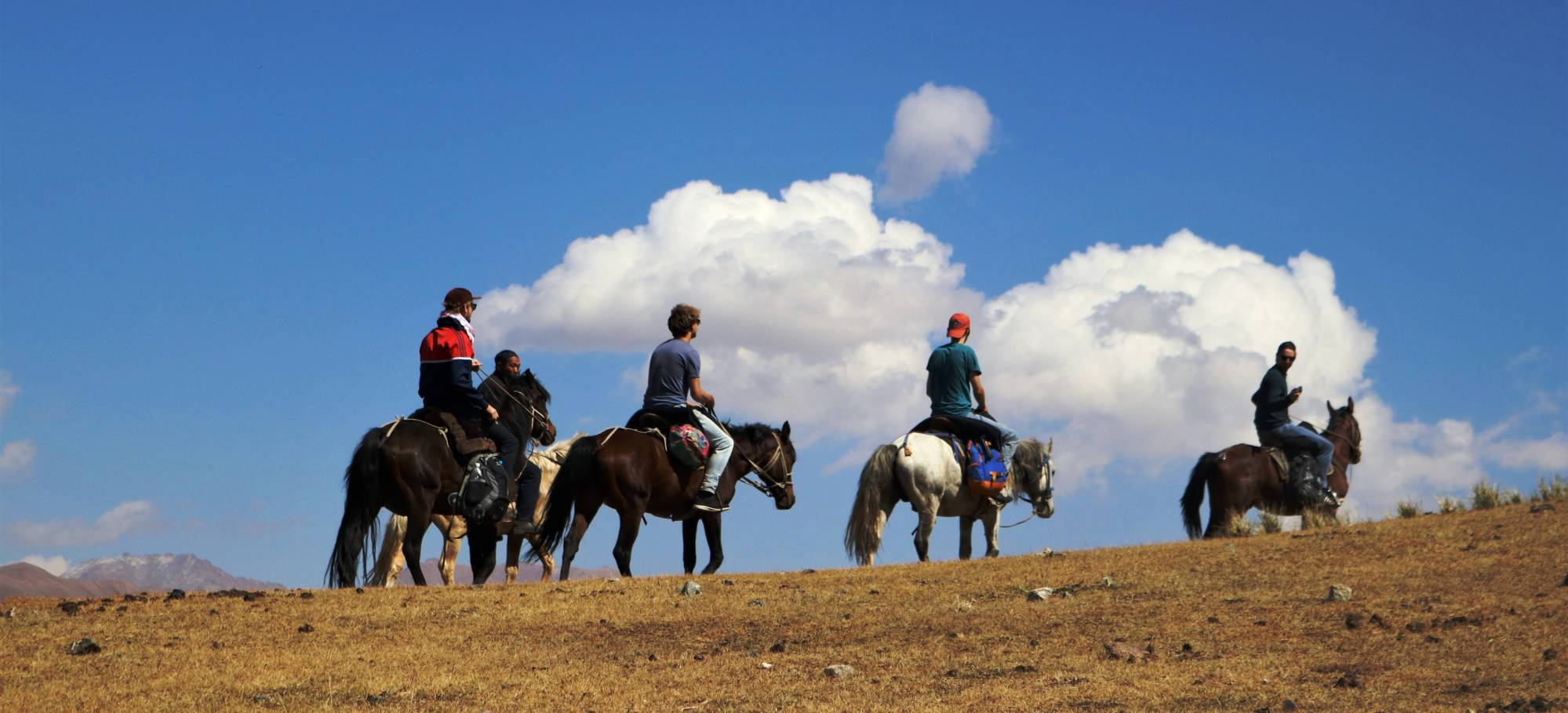 3 - Day Horse Trek to Song-Kol