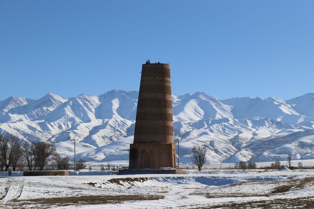 Issyk-Ata Hot Springs & Burana Tower Day Trip